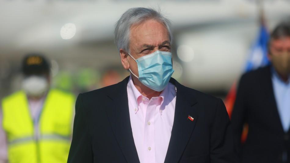Piñera asegura que fecha del Plebiscito de octubre