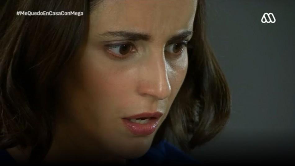 Verdades Ocultas: Rocío recibe nuevas pistas que la acercan a Leonardo