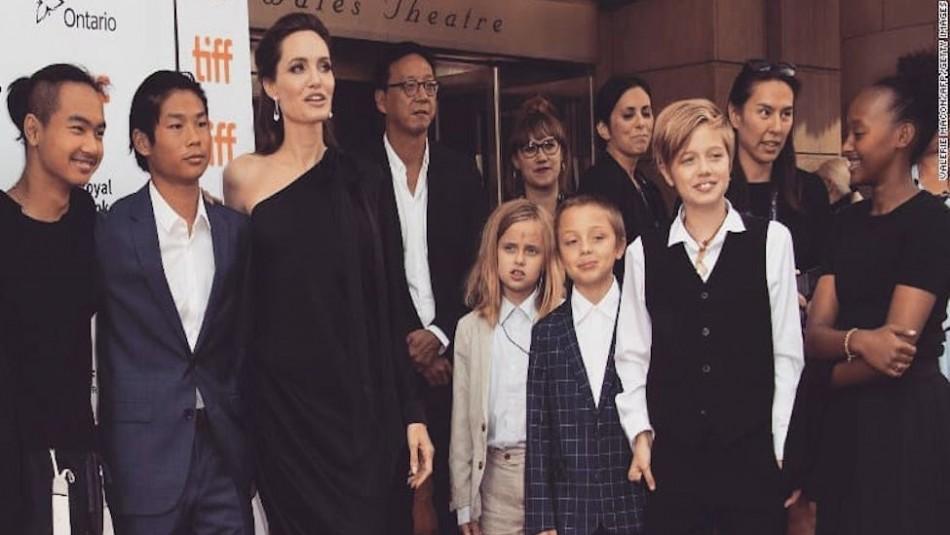 Angelina Jolie confesó los motivos tras la decisión de ser madre de seis hijos