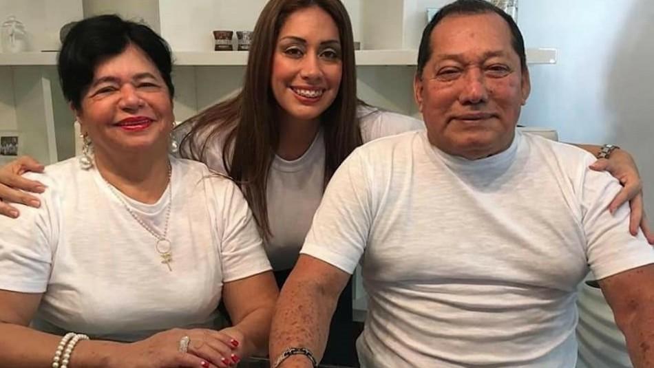 Periodista perdió a su esposo, padres y hermano por el coronavirus en cinco días