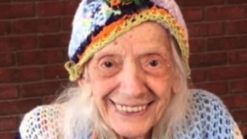 Anciana de 102 años ha sobrevivido a la gripe española y coronavirus además de superar cáncer