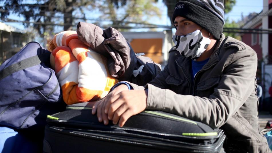 Chile y Bolivia llegan a acuerdo para que ciudadanos bolivianos puedan regresar a su país