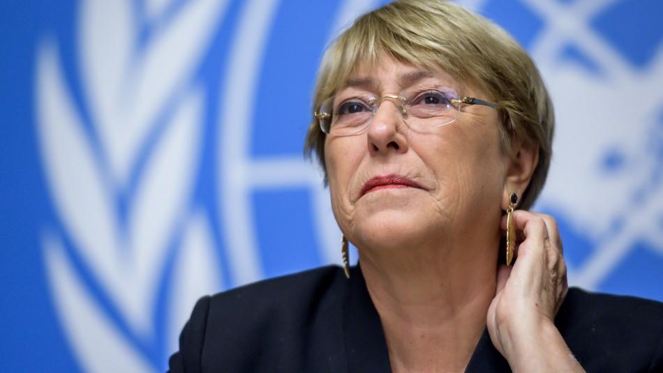 Bachelet y estados de emergencia por coronavirus: No deberían utilizarse para
