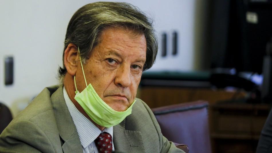 Diputado Pablo Lorenzini presenta su renuncia a la DC