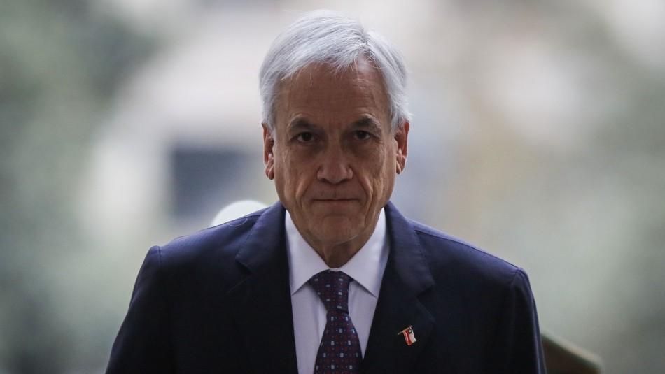 Presidente Piñera cita a timoneles de Chile Vamos para abordar medidas del Gobierno ante el coronavirus