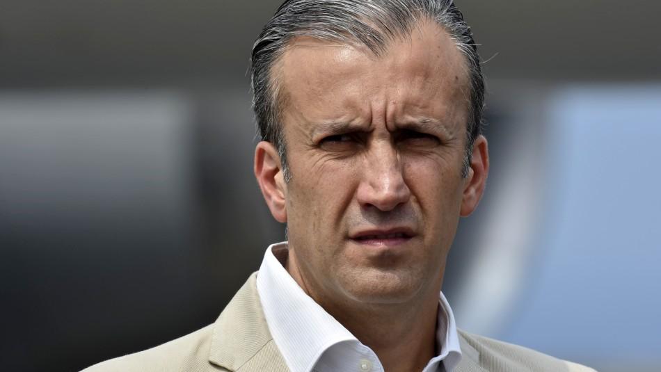 Tarek El Aissami: La controversial ficha de Maduro para