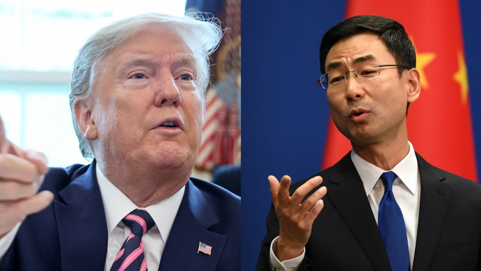 China responde a Trump y denuncia