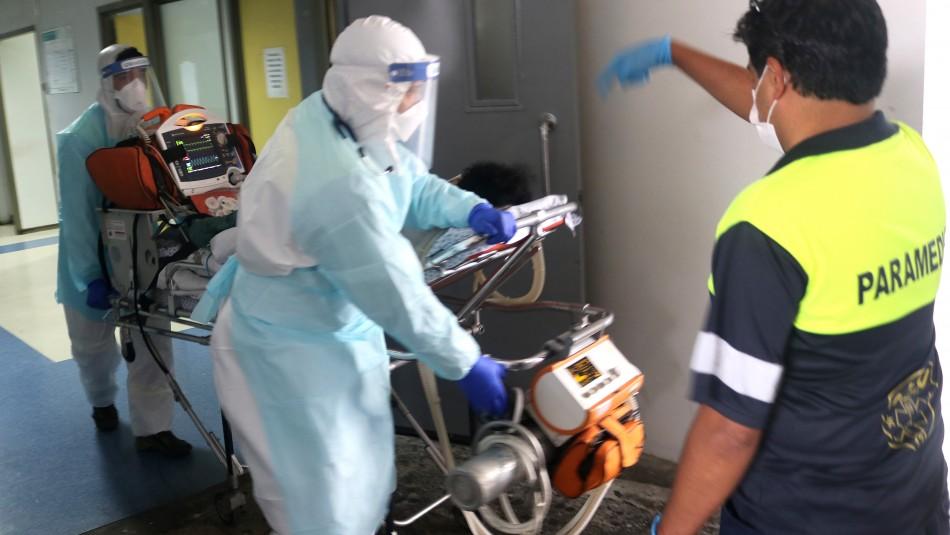 Gobierno confirma primer fallecimiento de trabajadora de la salud en Chile por coronavirus