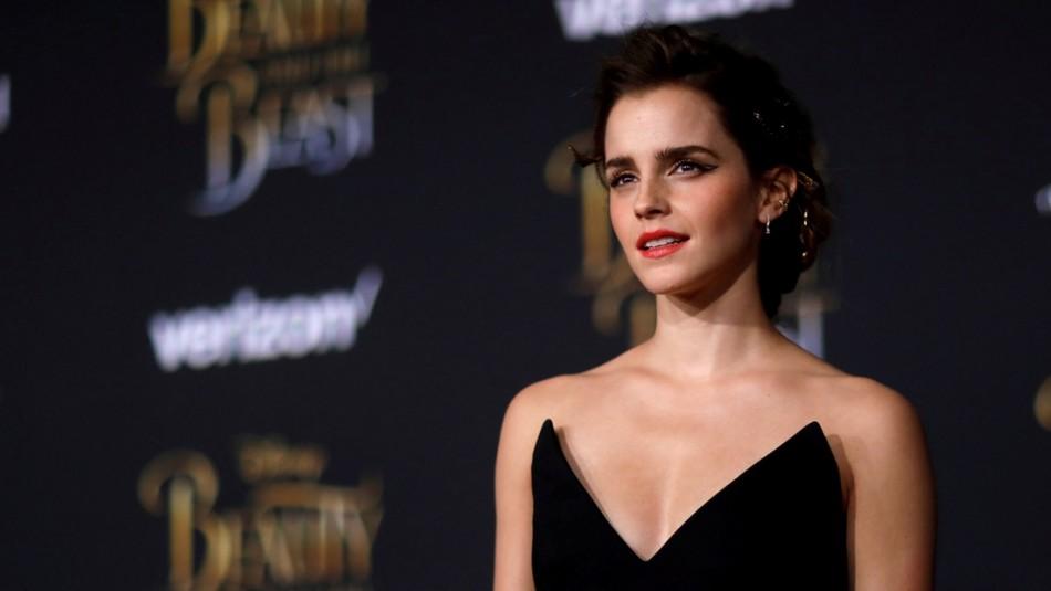 Revelan quién es el misterioso nuevo pololo de Emma Watson