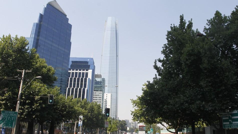 Santiago despejado y cálido: Revisa el pronóstico del tiempo