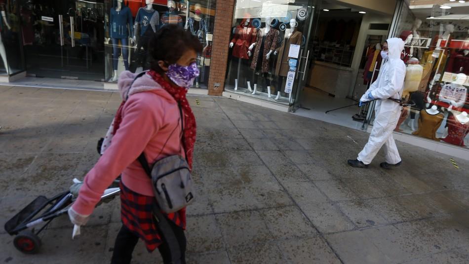 Mall Paseo Santa Filomena reabrió sus puertas bajo estrictas medidas sanitarias