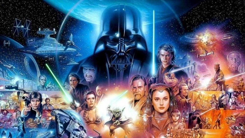 Amazon Prime Video estrenará todas las películas de Star Wars a partir de mayo