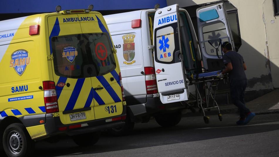 Científicos chilenos crean protocolo para manejo de cadáveres en medio de crisis por coronavirus