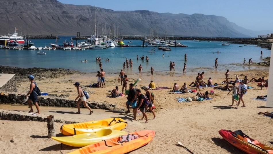 La Graciosa: la única isla en España donde el nuevo coronavirus no ha llegado