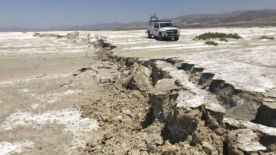 Investigadores aseguran que movimientos de terreno podrían anticipar grandes terremotos