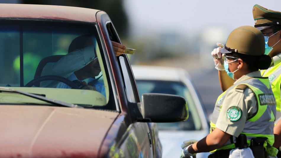 Restricción vehicular comienza este lunes 4 de mayo y excluye a trabajadores de la salud
