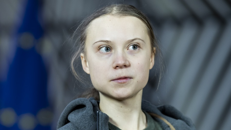 Greta Thunberg dona 100.000 dólares para luchar contra el coronavirus