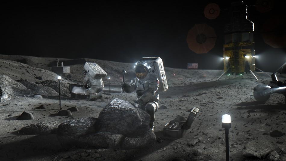 NASA adjudica contratos para desarrollar nave que llevará a la primera mujer a la Luna en 2024