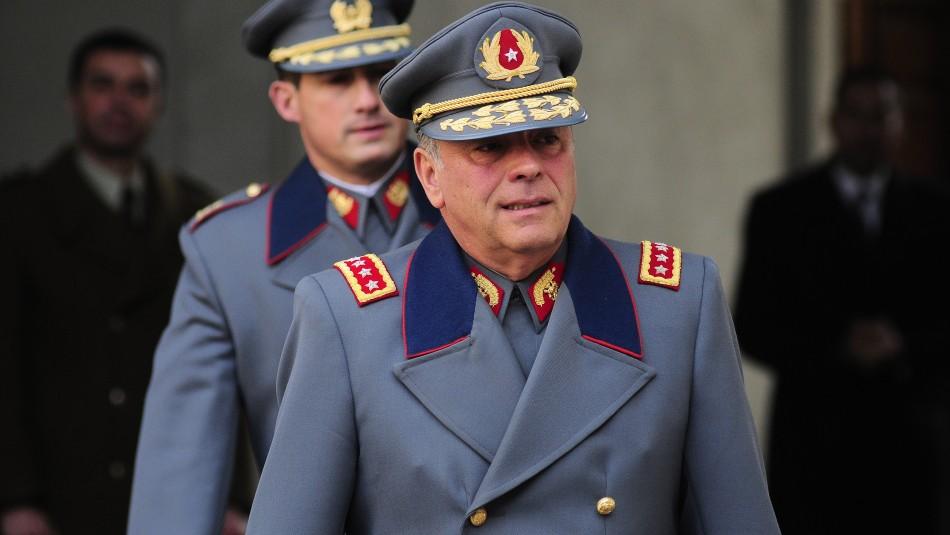 General (r) Humberto Oviedo es procesado por fraude al fisco por cerca de $60 millones