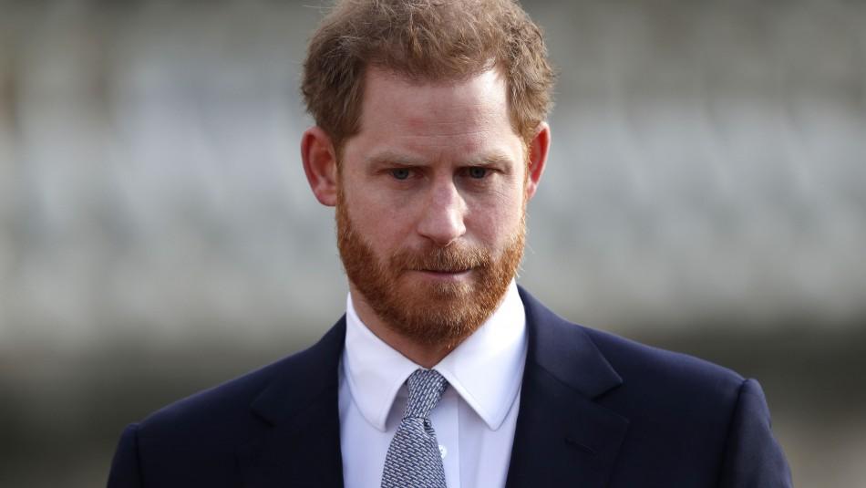 Príncipe Harry revela que su vida se ha puesto