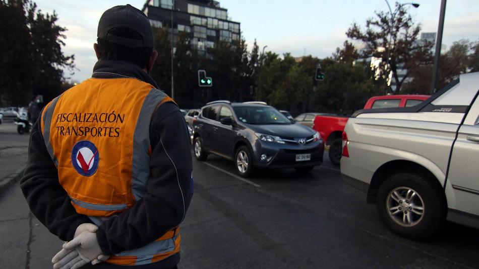 Restricción vehicular: Revisa con la patente de tu vehículo qué día te afecta la medida