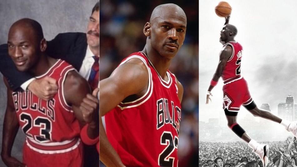 La fortuna de Michael Jordan.
