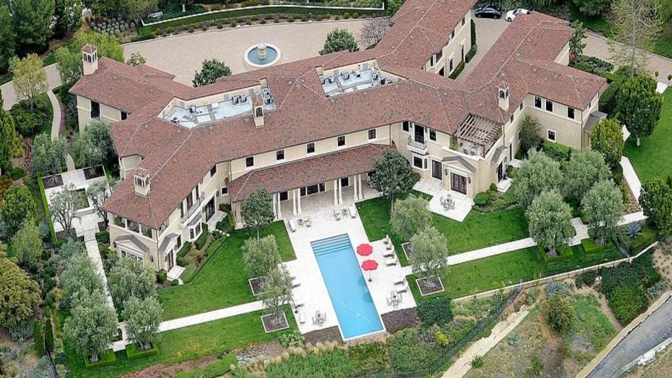 Estilo toscano: Así es la mansión que Oprah Winfrey les consiguió a Meghan y a Harry en Beverly Hills