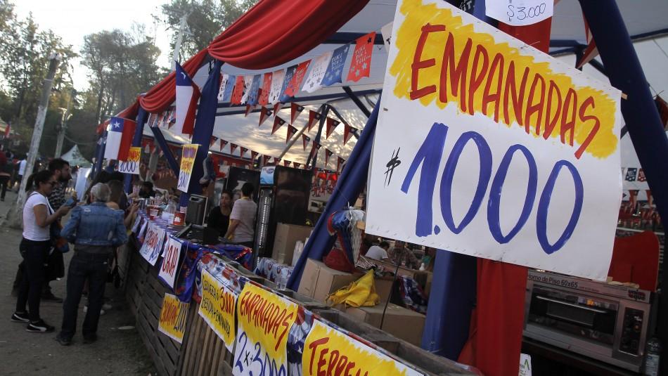 Alcalde de Santiago evalúa suspender celebración de Fiestas Patrias en Parque O'Higgins por coronavirus