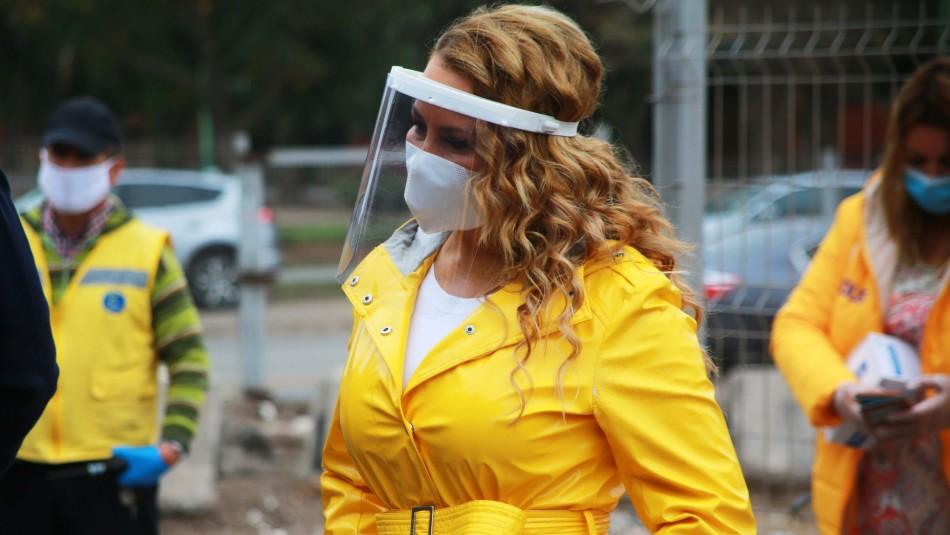 Cathy Barriga por cuarentenas en Santiago: