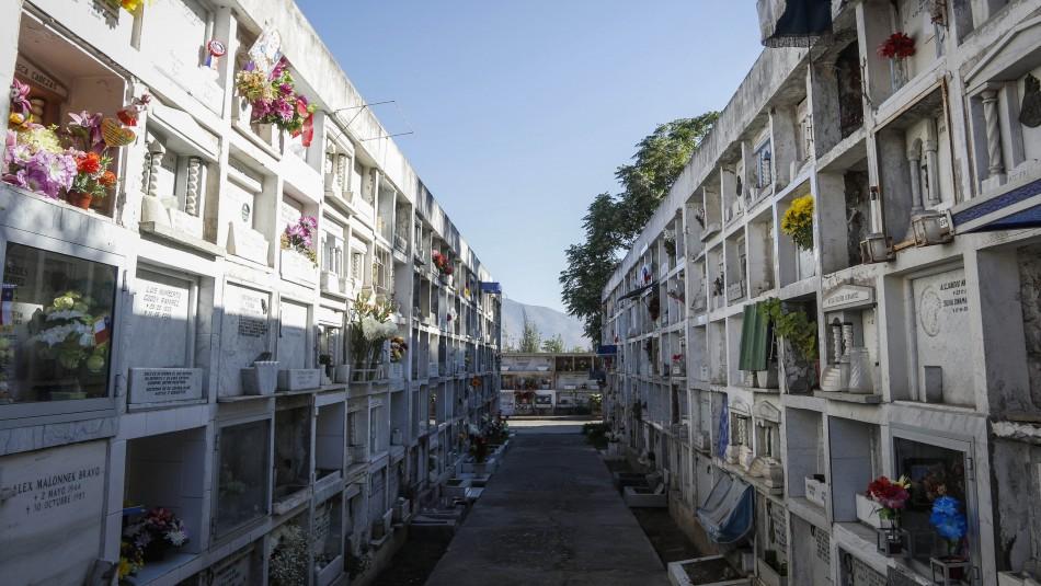 Seremi de Salud descarta haber encargado habilitar sepulturas en cementerios