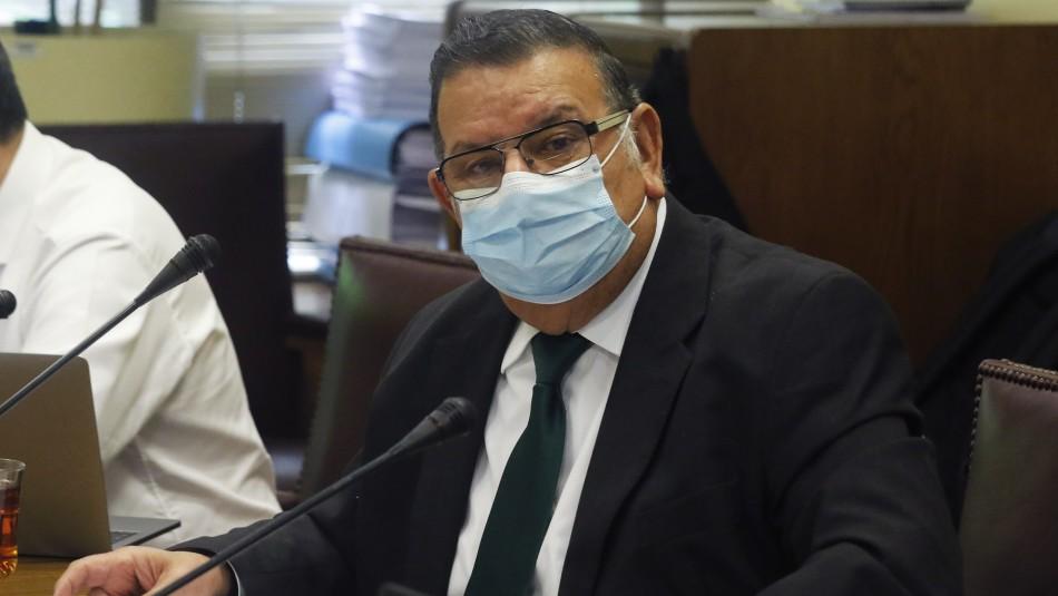 Senador Quinteros tras contagiarse de coronavirus: