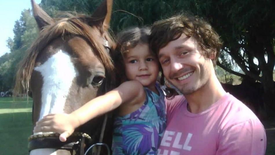 El conmovedor mensaje con que Benjamín Vicuña recordó a su hija Blanca en su cumpleaños 14
