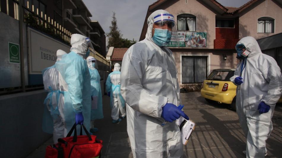 Médico explica estado de la pandemia en Chile: