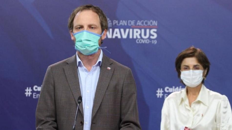 Ministerio de Salud explicó el aumento de muertes por coronavirus en el país