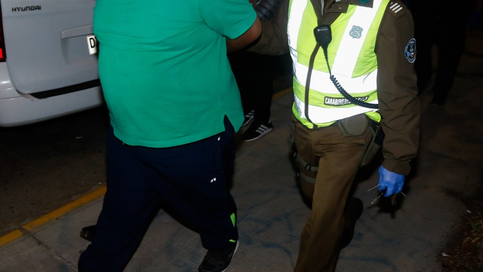 Detienen a siete personas que participaban en fiesta clandestina durante toque de queda en Chiloé