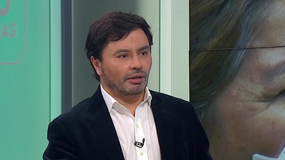 Rodolfo Carter por restricción de testeos:
