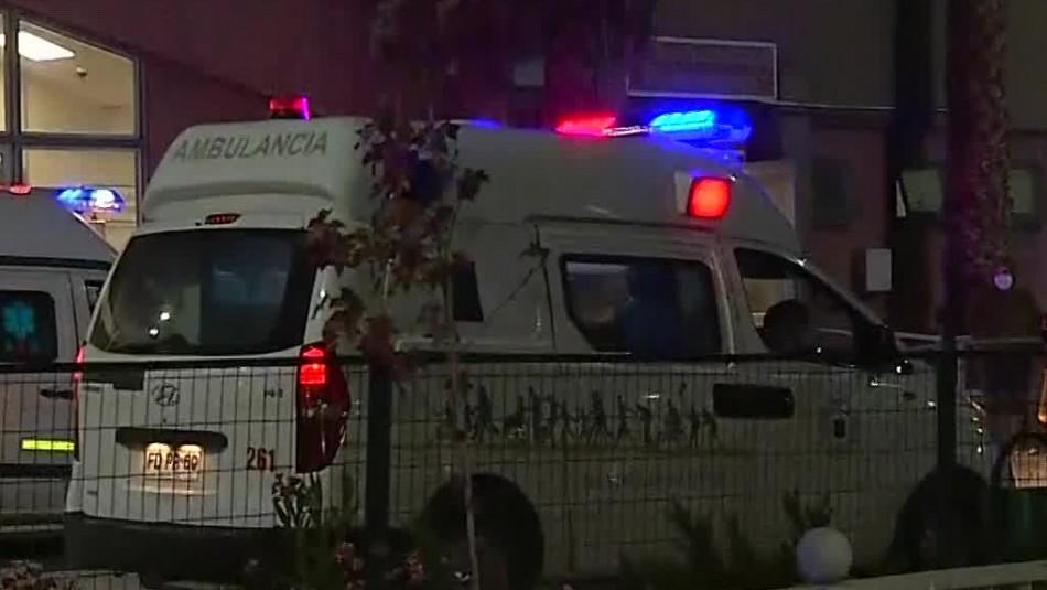 Denuncian colapso de la urgencia de Hospital El Pino de San Bernardo