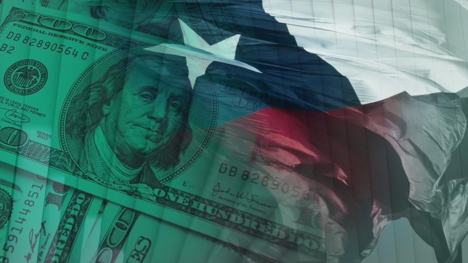 Dólar cierra a la baja y cae por debajo de los $820