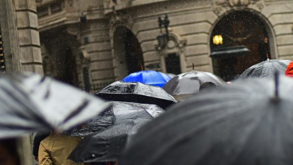 Santiago con algo de lluvia por la tarde: Revisa el pronóstico del tiempo