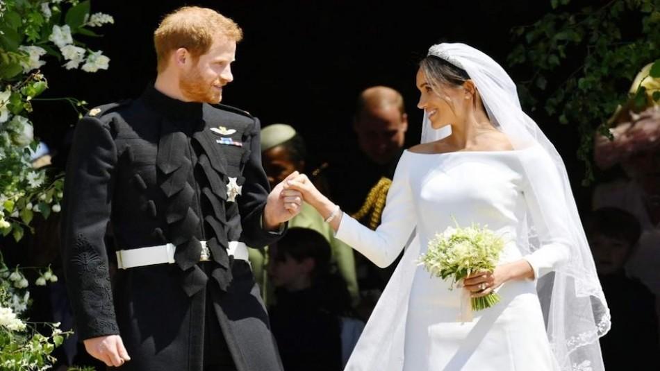 Así celebraron el príncipe Harry y Meghan Markle su segundo aniversario: No hubo felicitaciones oficiales