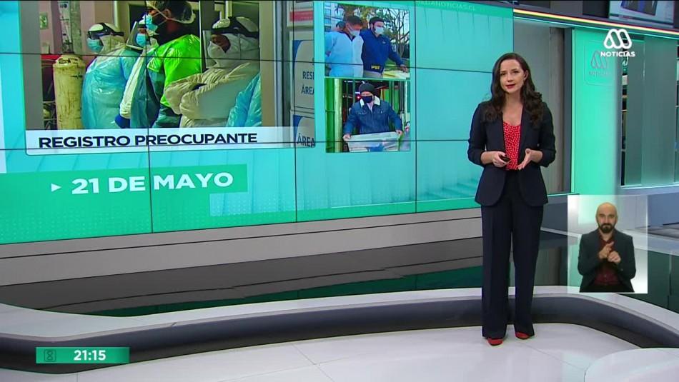 Meganoticias Prime - Jueves 21 de mayo 2020