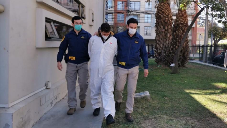 Decretan prisión preventiva para imputado por homicidio a empresario en Concón