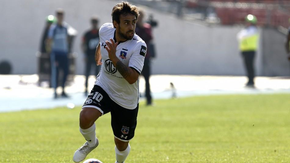 Jorge Valdivia apunta a la dirigencia de Colo Colo.
