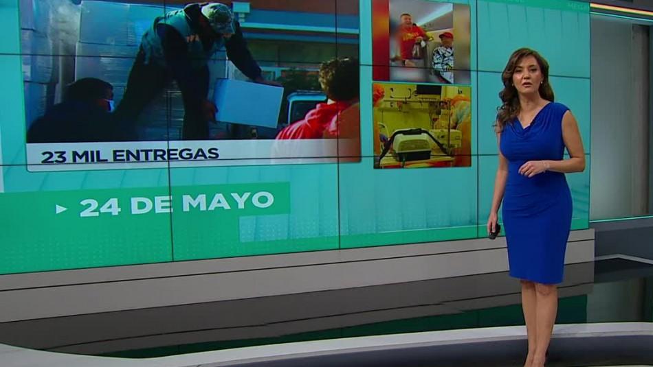 Meganoticias Prime - Domingo 24 de mayo 2020