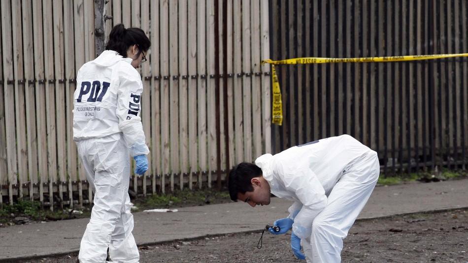 Dueño de casa repele asalto y deja un sujeto muerto y otros dos heridos en La Cisterna
