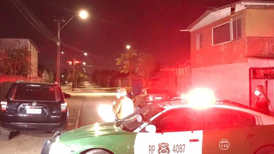 Tiroteo en San Ramón: Desconocidos disparan contra vivienda dejando a niño en riesgo vital