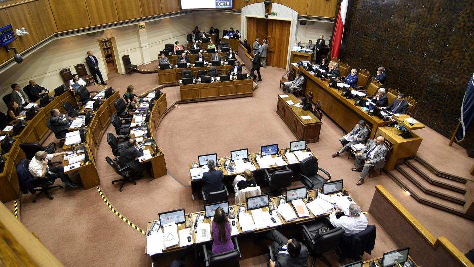 Reelección de parlamentarios: Senado aprueba proyecto pero rechaza la retroactividad