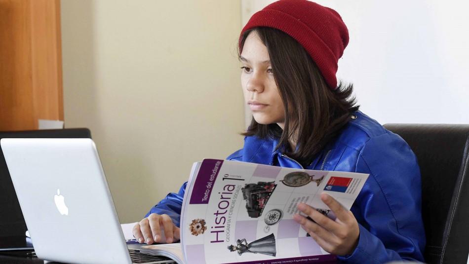 Clases virtuales: Sólo el 9% de los profesores dice que los alumnos tienen el hábito de estudiar de forma autónoma