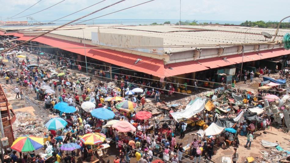 Mercado popular en Venezuela podría convertir a Maracaibo en el nuevo Wuhan - Meganoticias