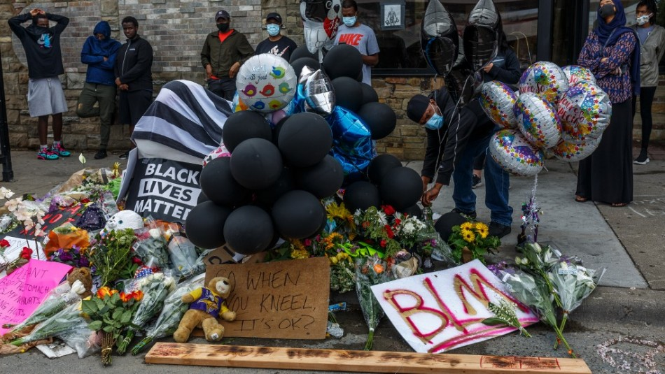 Indignación en EEUU por muerte de un ciudadano de raza negra durante su arresto